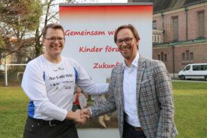 Carsten Sprung und Frank Heidemann